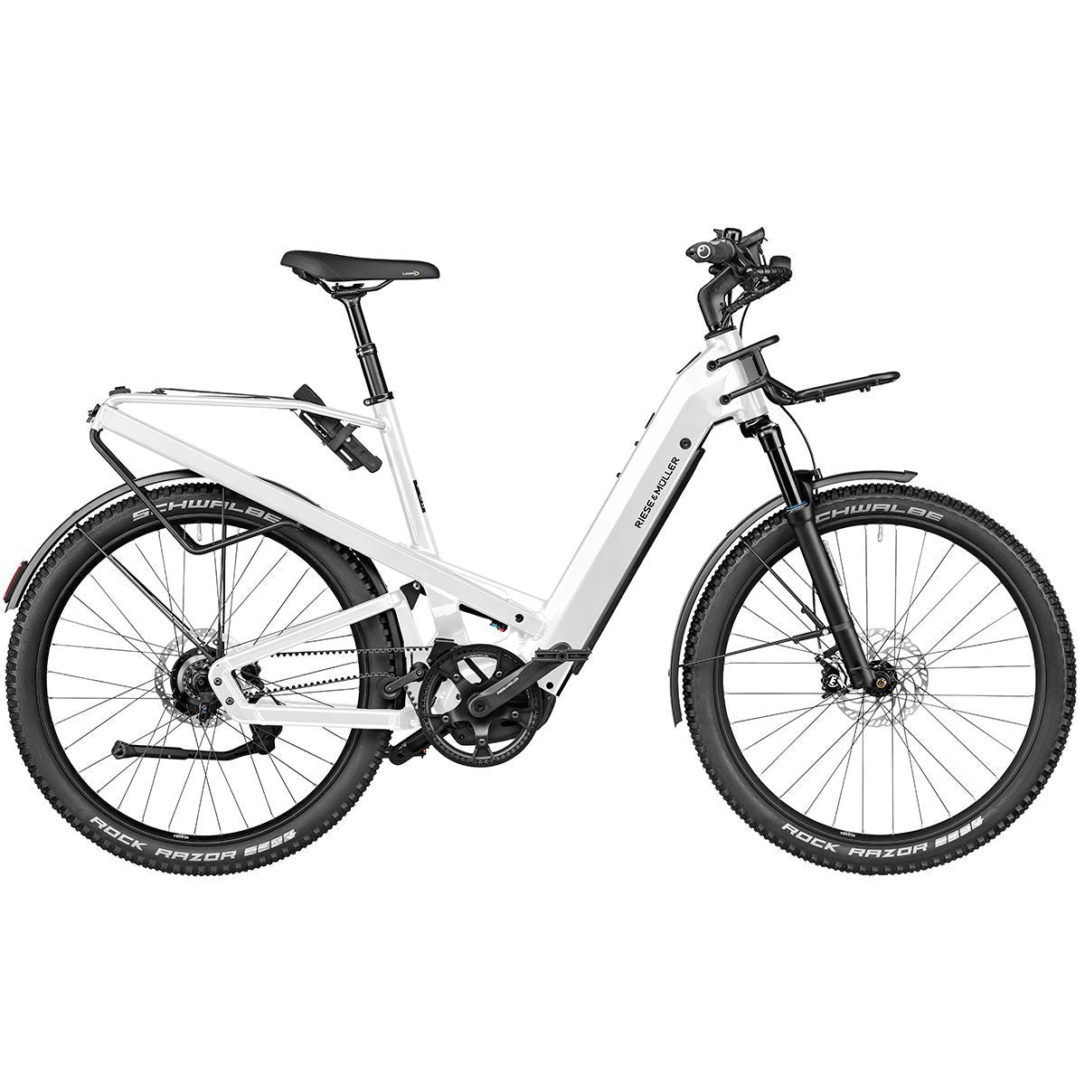 Riese & Muller Homage GT Touring-Oregon E-Bikes
