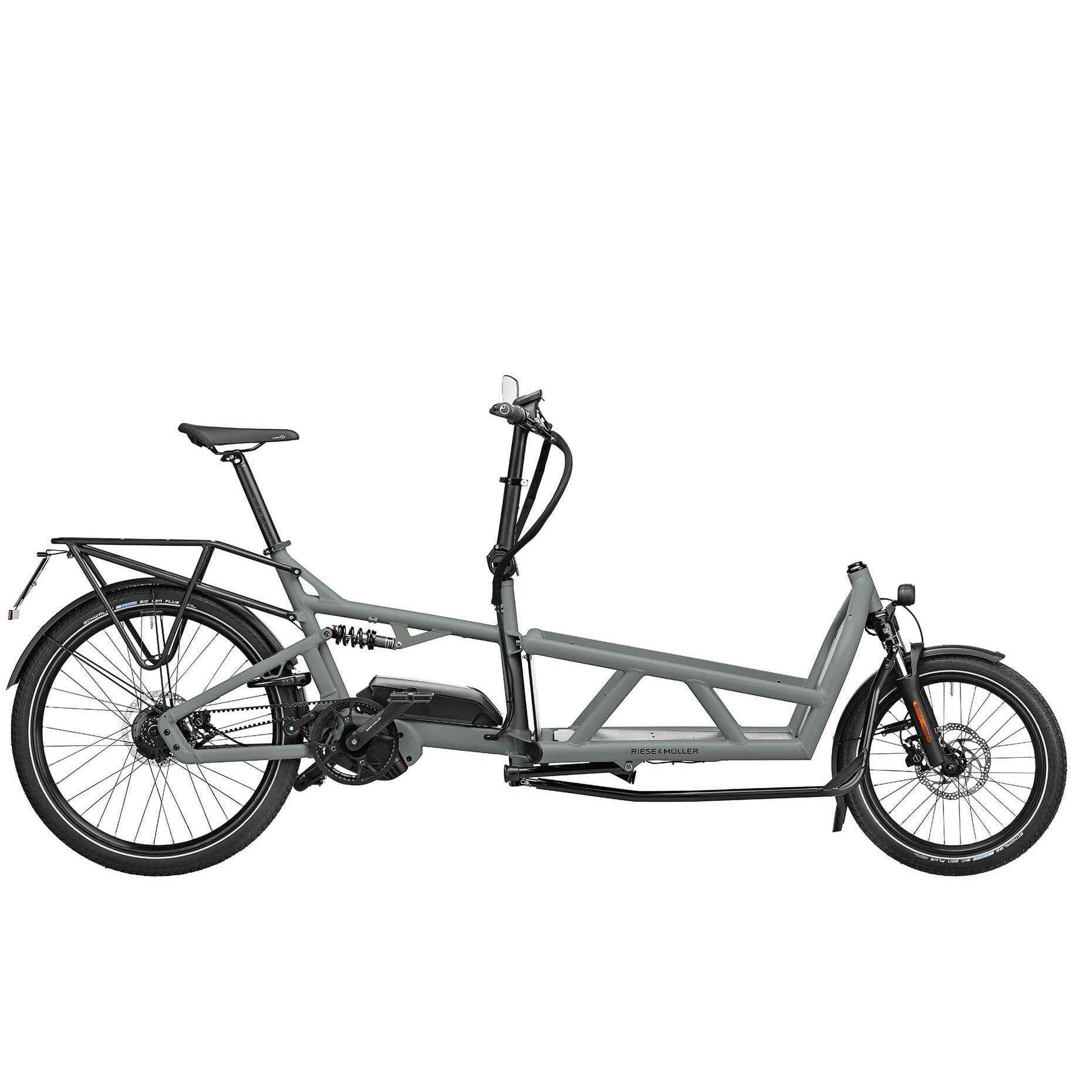 Riese & Muller Load 60 Touring-Oregon E-Bikes