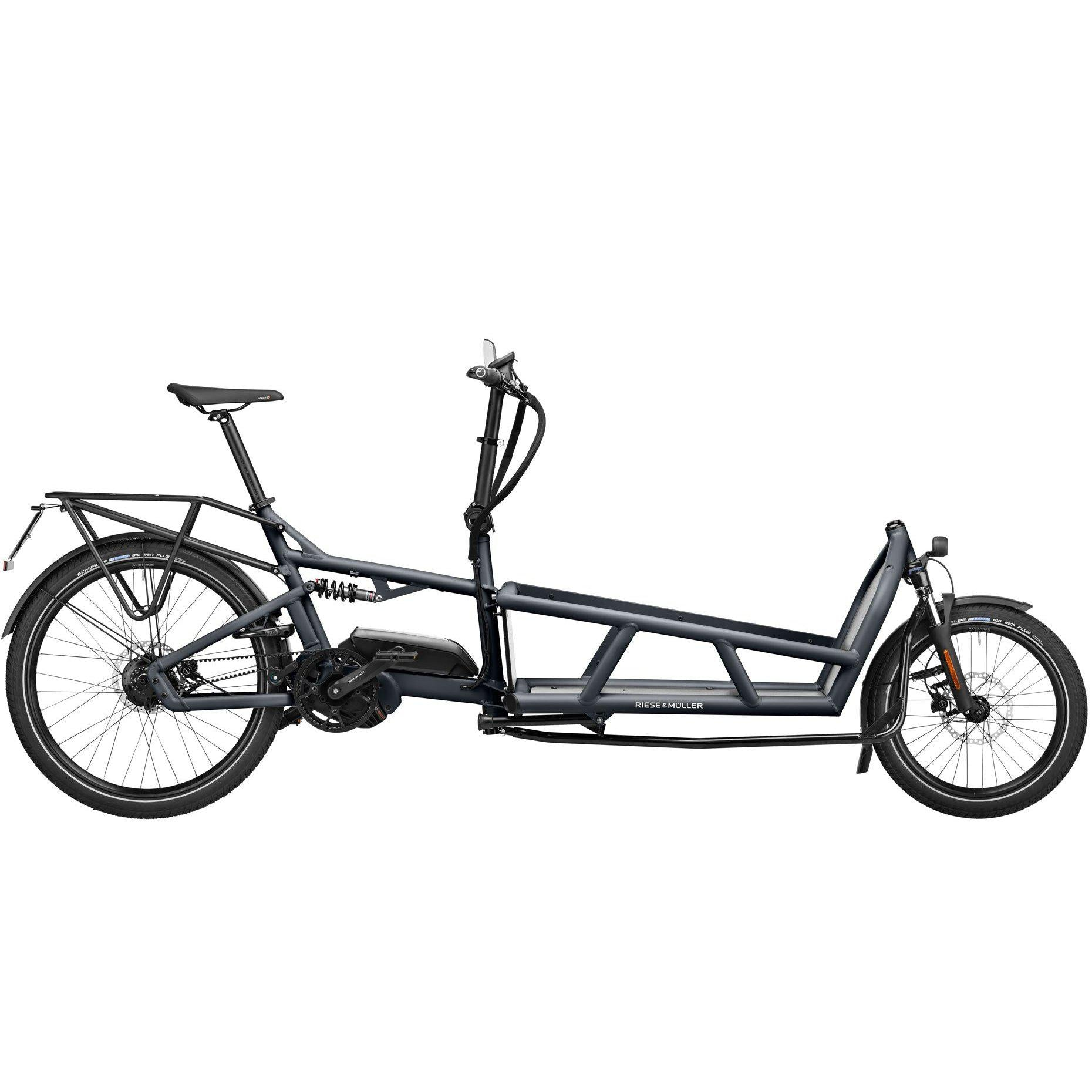 Riese & Muller Load 75 Touring HS-Oregon E-Bikes