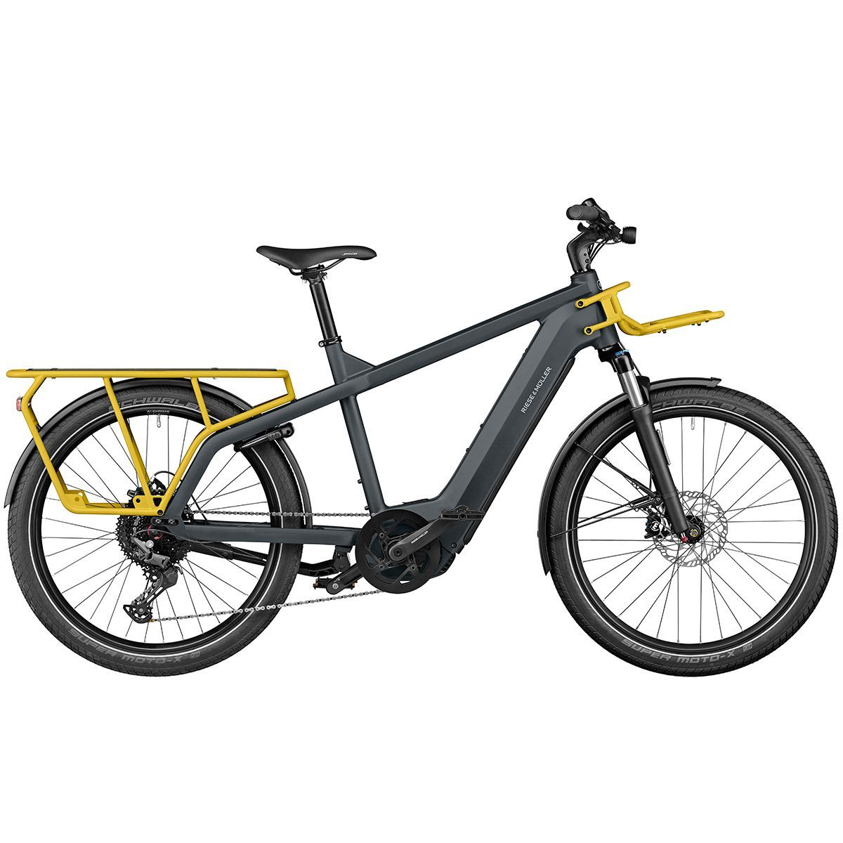 Riese & Muller Multicharger GT Touring-Oregon E-Bikes