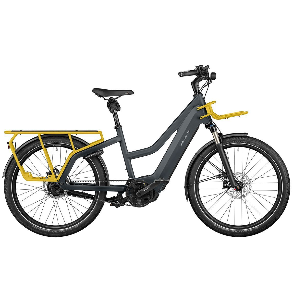Riese & Muller Multicharger Mixte GT Rohloff-Oregon E-Bikes