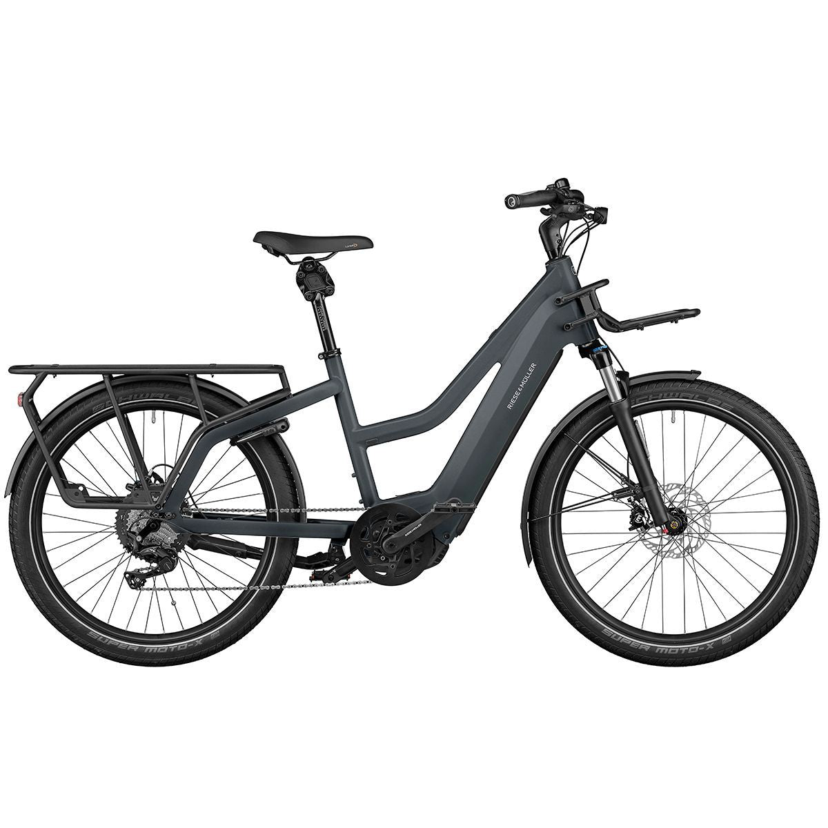 Riese & Muller Multicharger Mixte GT Touring HS-Oregon E-Bikes