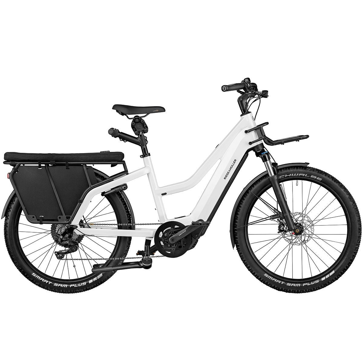 Riese & Muller Multicharger Mixte GT Touring-Oregon E-Bikes
