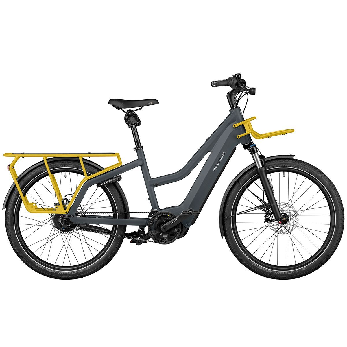 Riese & Muller Multicharger Mixte GT Vario-Oregon E-Bikes