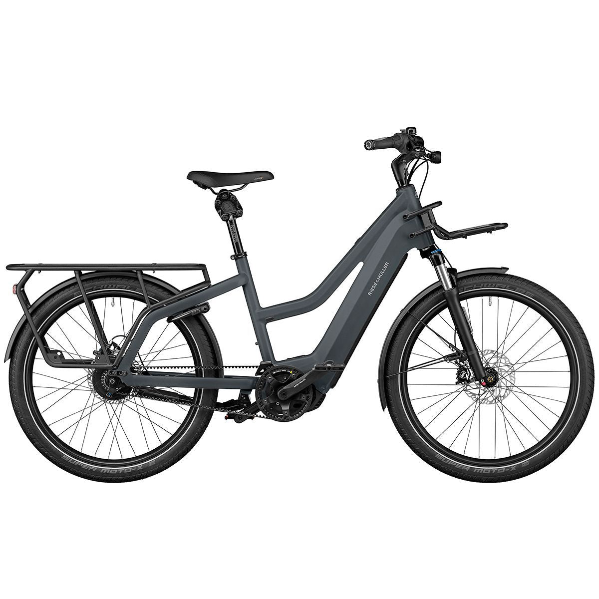 Riese & Muller Multicharger Mixte GT Vario HS-Oregon E-Bikes