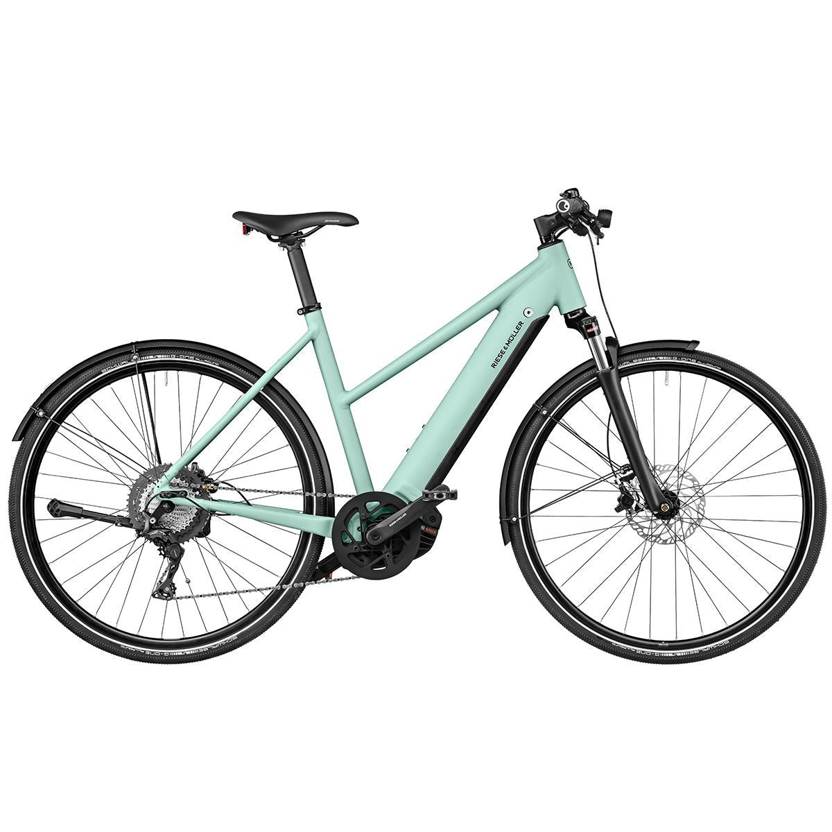 Riese & Muller Roadster Mixte Touring-Oregon E-Bikes