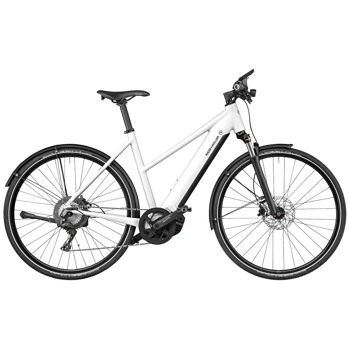 Riese & Muller Roadster Mixte Touring HS-Oregon E-Bikes