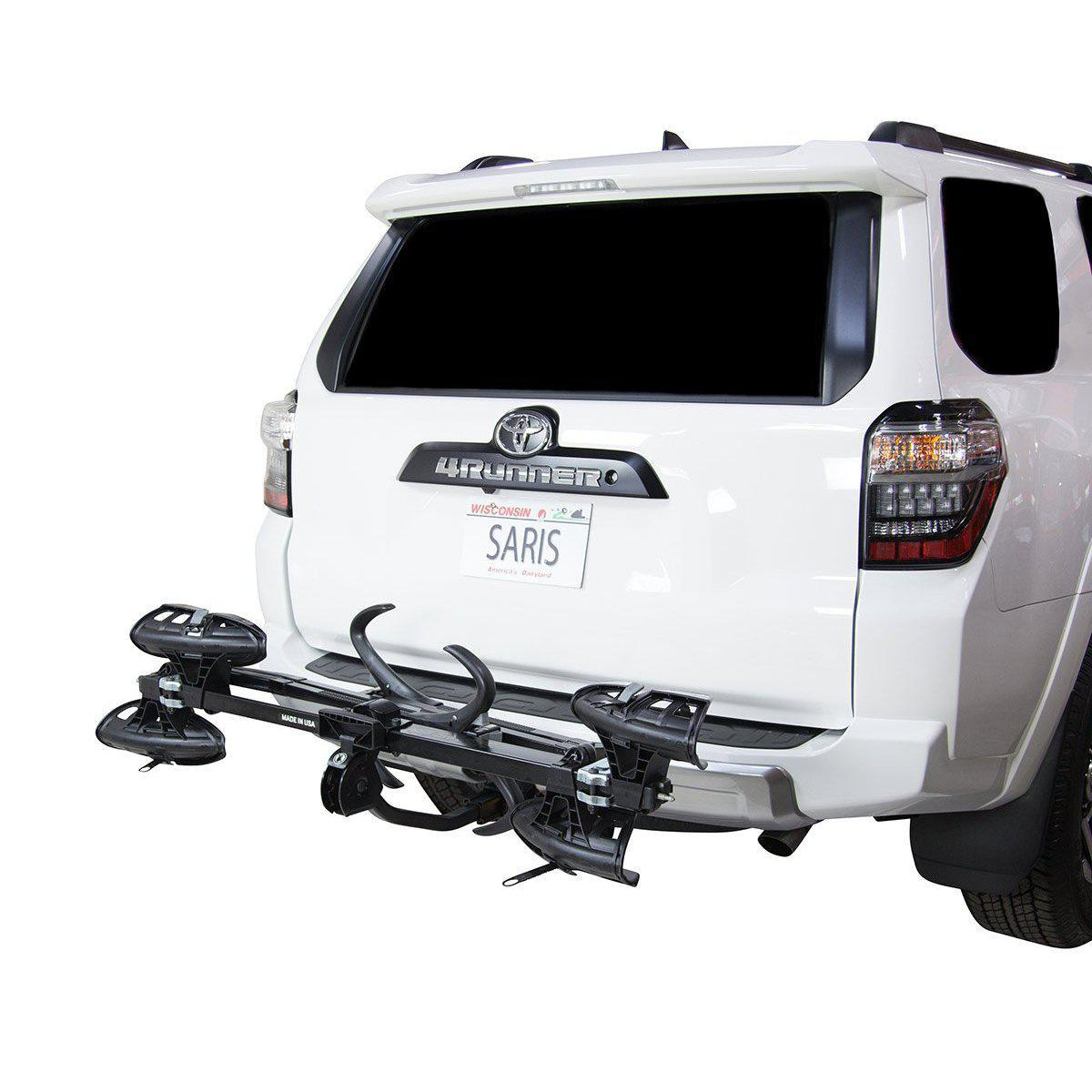 Saris SuperClamp EX 2-Bike Rack-Oregon E-Bikes