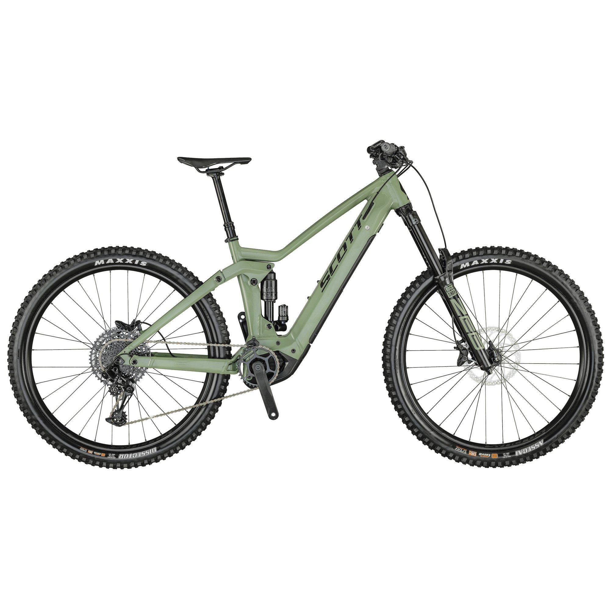 Scott Ransom eRide 920-Oregon E-Bikes