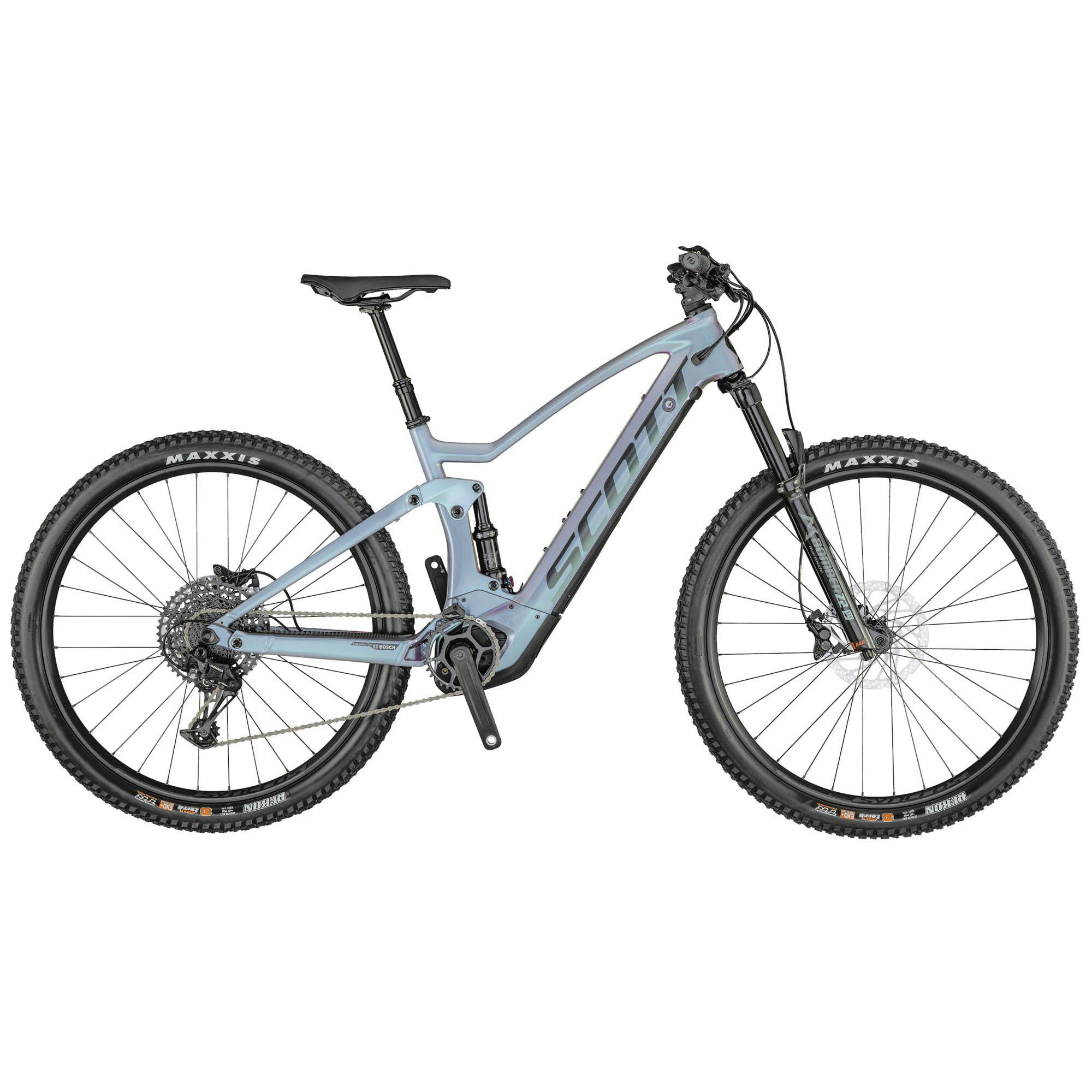 Scott Strike eRide 900 E-Mountain Bike-Oregon E-Bikes