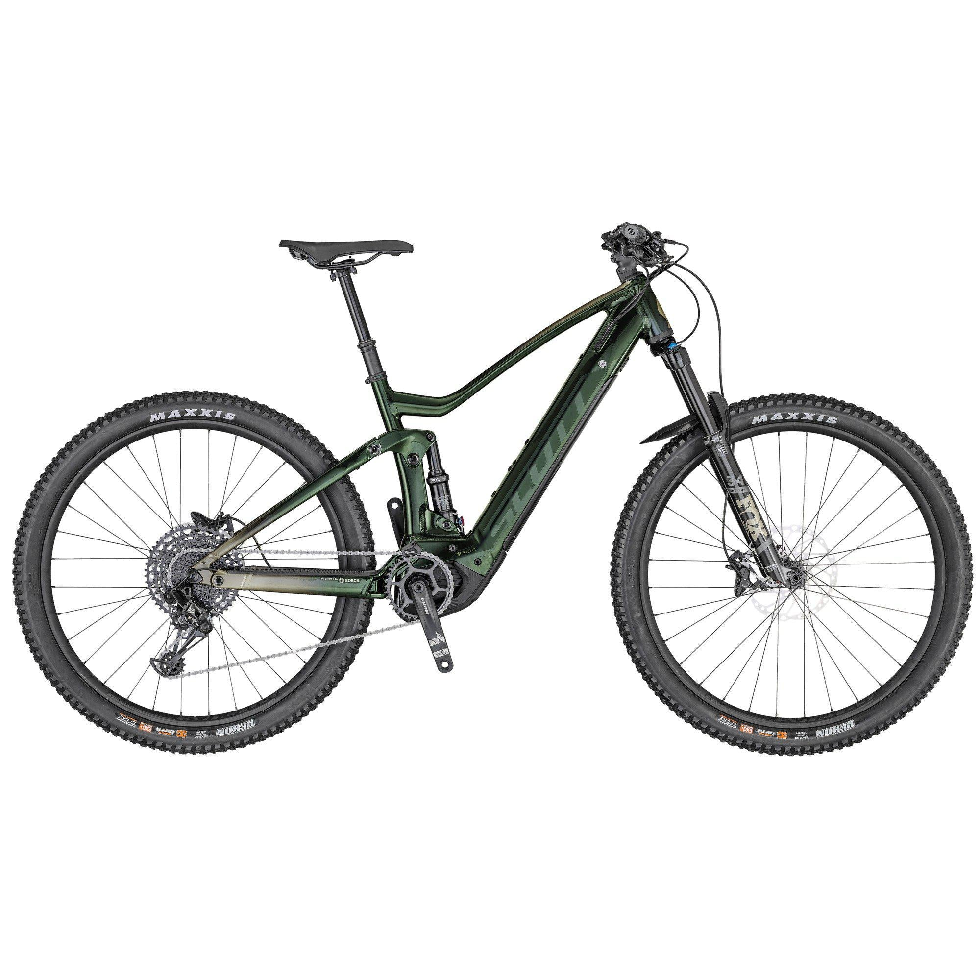 Scott Strike eRide 910-Oregon E-Bikes