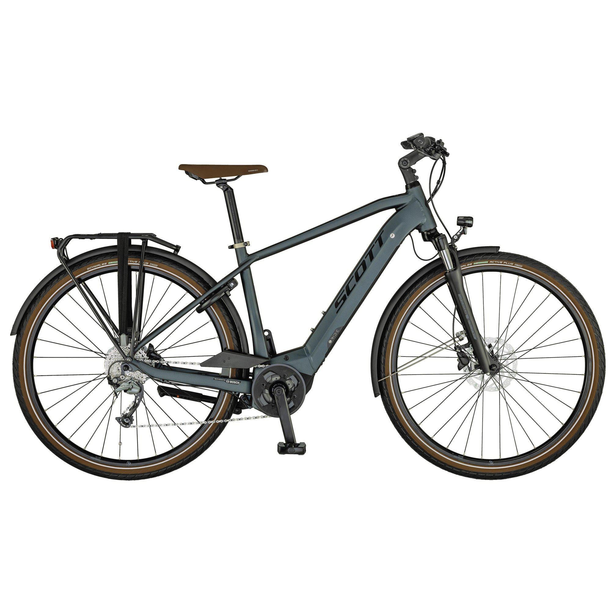 Scott Sub Active eRide Men-Oregon E-Bikes