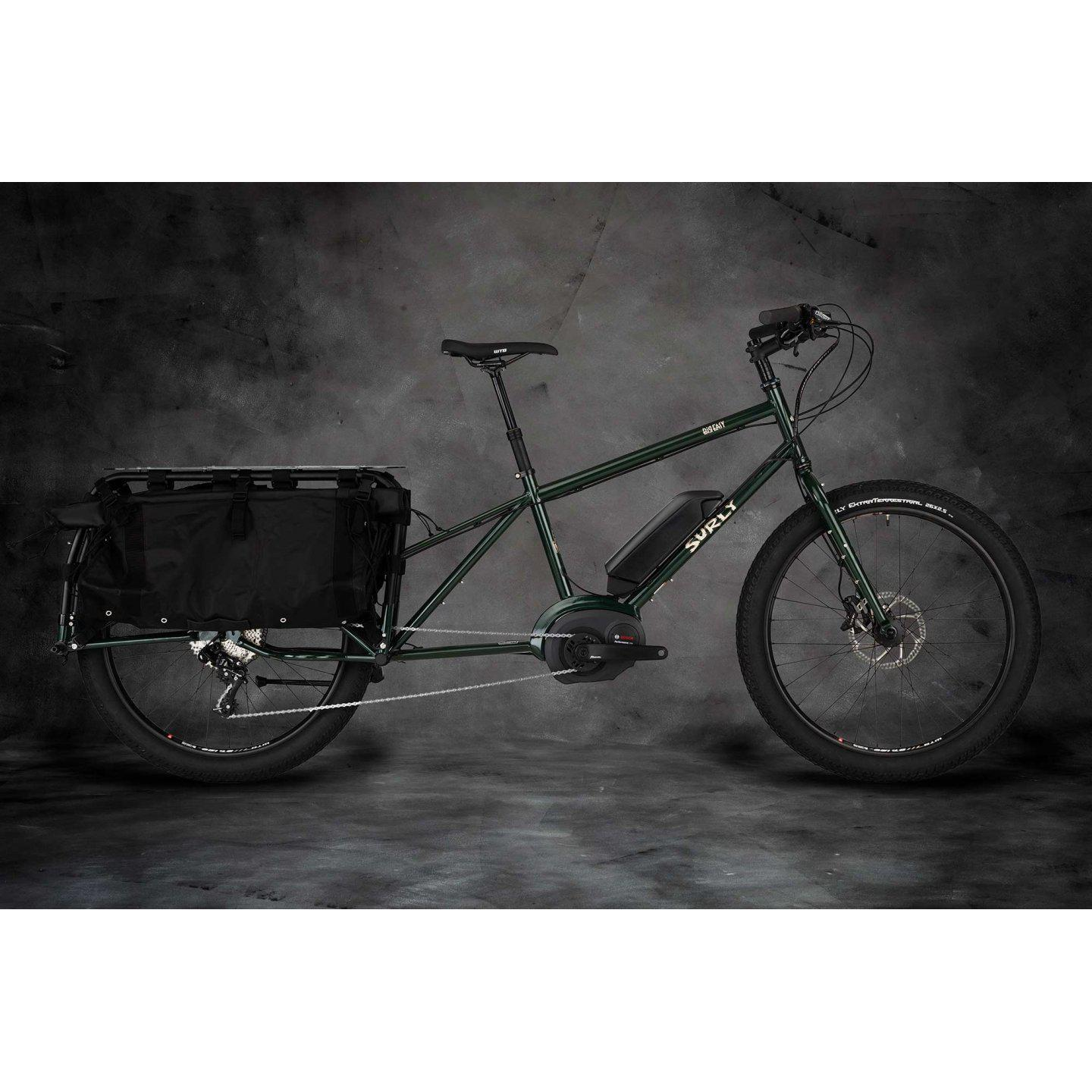 Surly Big Easy Electric Cargo Bike-Oregon E-Bikes