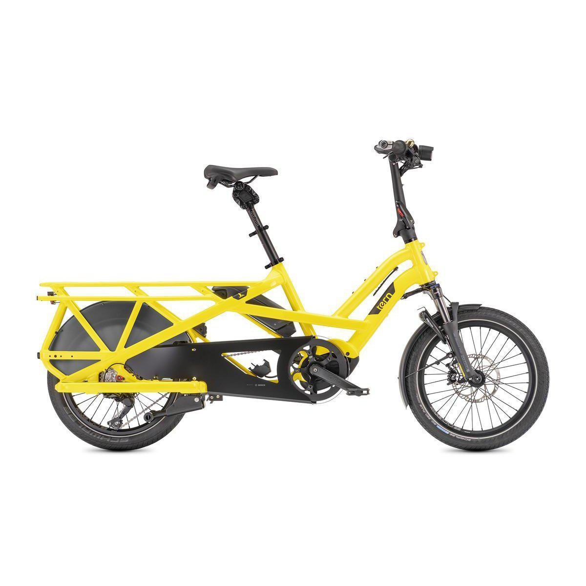 Tern GSD S10 LX E-Bike-Oregon E-Bikes