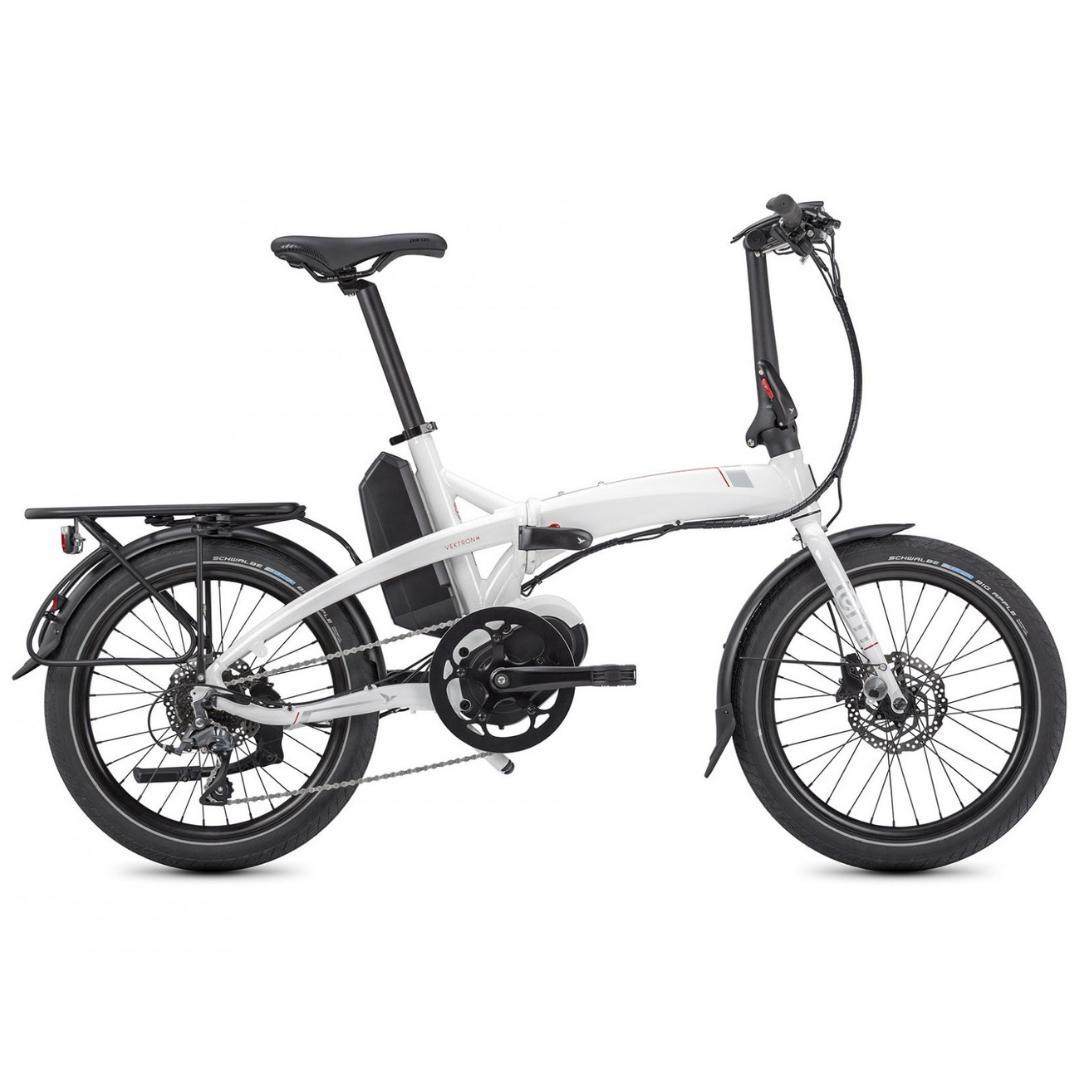 Tern Vektron D8 E-Commuter Bike-Oregon E-Bikes