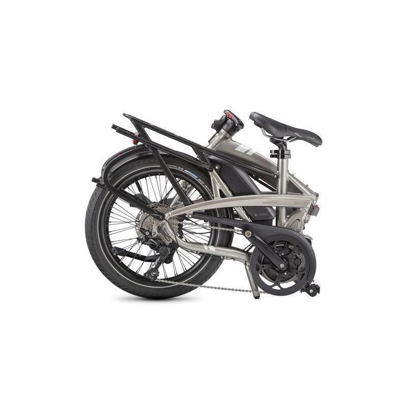 Tern Vektron S10 Electric Folding Electric Bike-Oregon E-Bikes