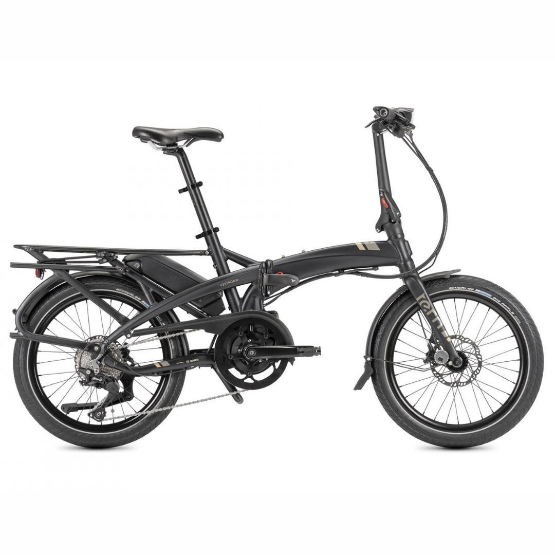 Tern Vektron S10 Folding Electric Bike-Oregon E-Bikes