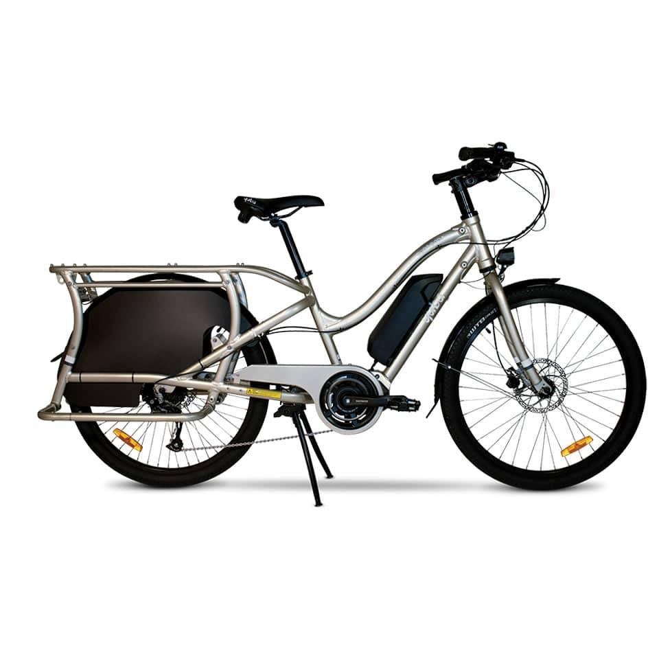 Yuba Boda Boda Electric Cargo Bike-Oregon E-Bikes