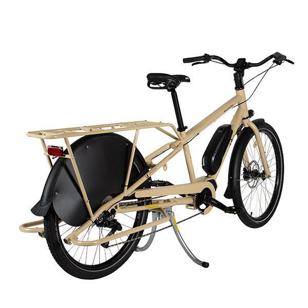 Yuba Mundo Electric Cargo Bike-Oregon E-Bikes