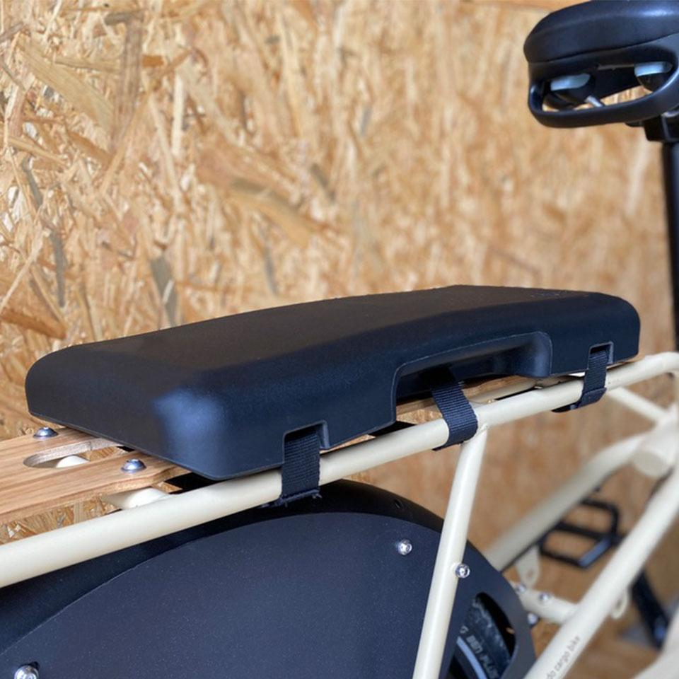Yuba Soft Spot Padded Seat (Medium)-Oregon E-Bikes