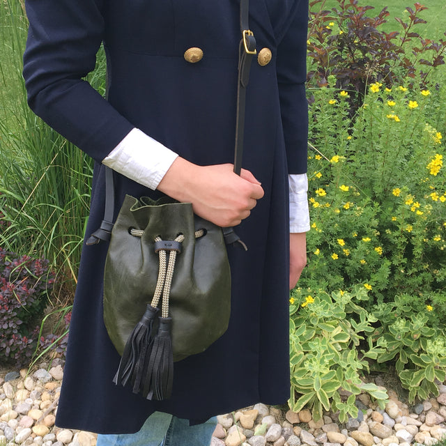 Olive Christie Bag (Mini)