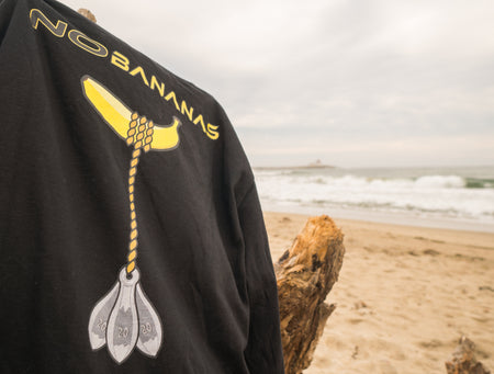 No Bananas Long Sleeve