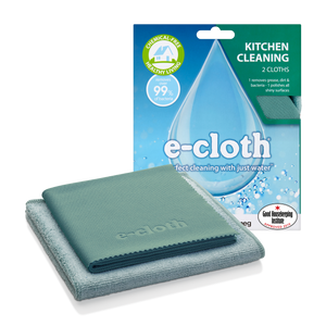 Kitchen Cleaning Pack - 2 Cloths