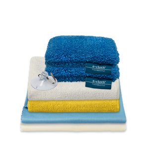 Bathroom Cleaning Set Cloths