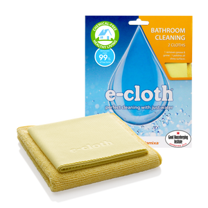 Bathroom Cleaning Pack - 2 cloths