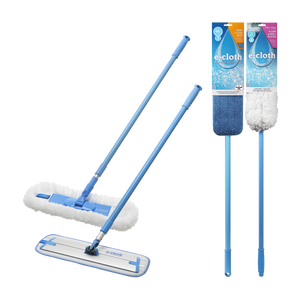 Deep Clean Mop & Flexi-Edge Duster