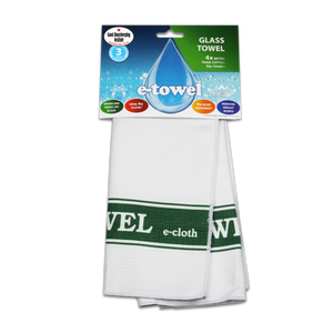 Glass Towel Pack