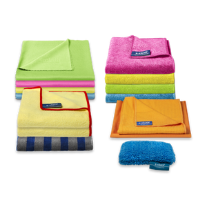 Home Cleaning Pack Cloths