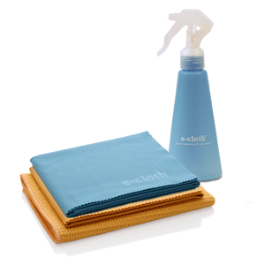 Window Cleaning Set Cloths