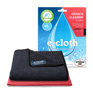 Granite Cleaning Pack - 2 cloths
