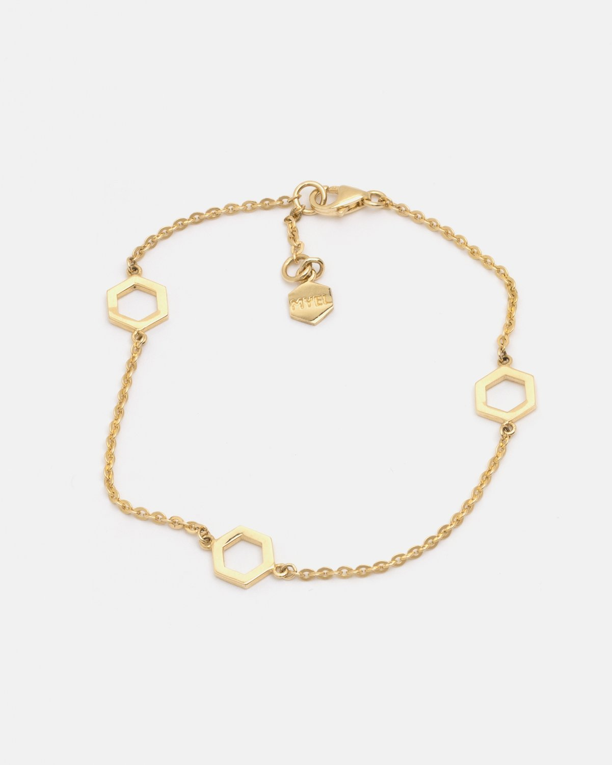 Essaim Bracelet in Yellow Gold