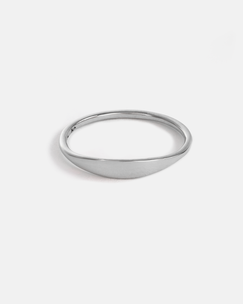 Eole Ring in Silver