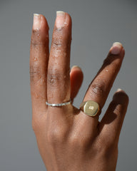 Nyx Ring in Yellow Gold