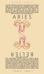 Aries Ring in Silver