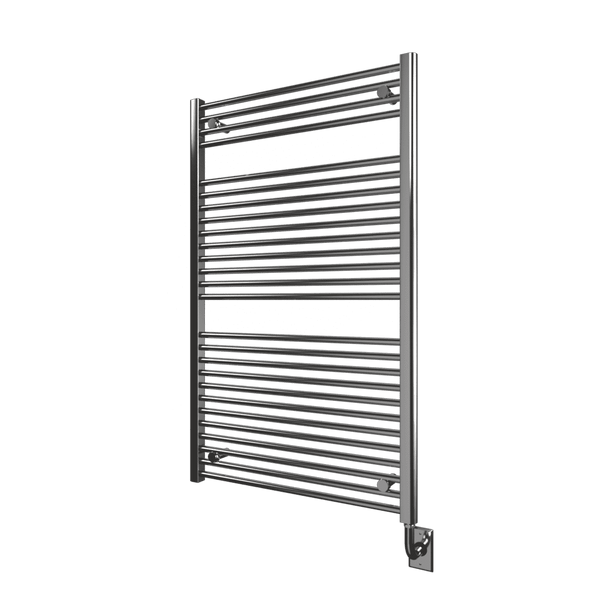 tuzio savoy hardwired or plug in towel warmer