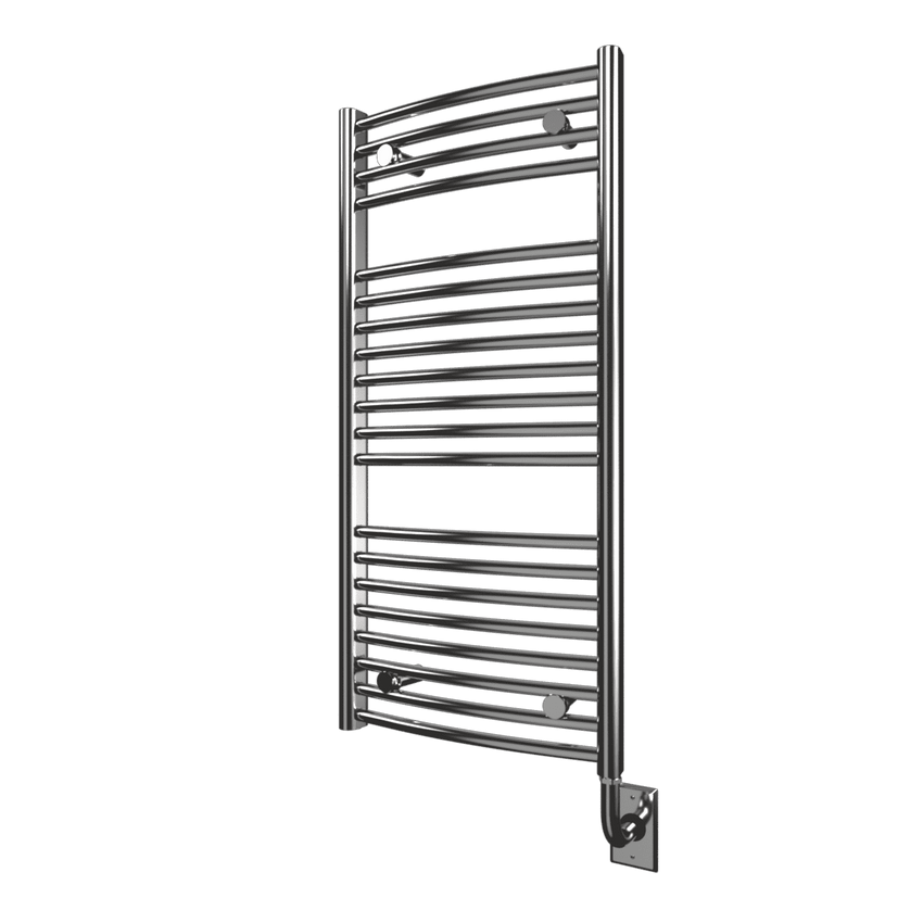 "Tuzio Blenheim Hardwired or plug in Towel Warmer - 17.5""w x 37""h - towelwarmers"
