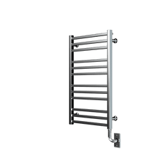 "Tuzio Avento Hardwired or plug in Towel Warmer - 19.5""w x 31""h - towelwarmers"