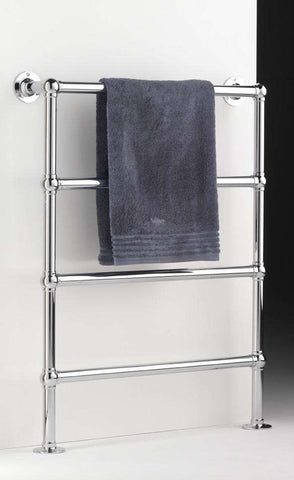 "Sterlingham Enville/4 Four Rail Strand Towel Warmer  - 21.5""w x 38.5""h"