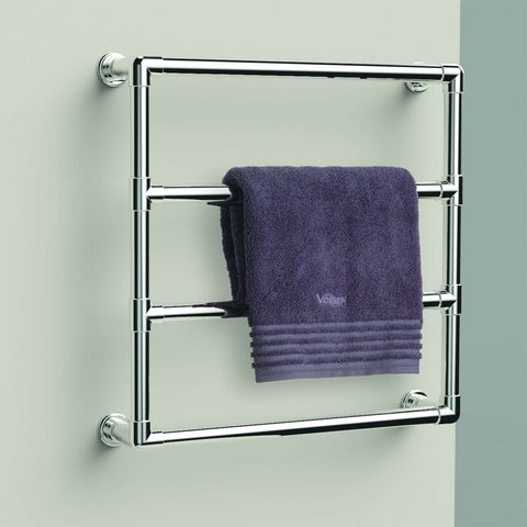"Sterlingham Park Lane Wall Mount Four Rail Towel Warmer  - 22""w x 26""h"