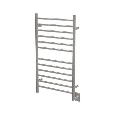 "Amba Radiant Large Hardwired Straight Towel Warmer - 23.6""w x 41.3""h - towelwarmers"