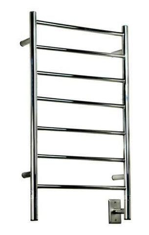 "Amba Jeeves  F Straight Hardwired Towel Warmer - 20.5""w x 42""h"