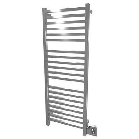 "Amba Quadro Q-2054 Hardwired Mounted Towel Warmer - 20.5""w x 54.5""h - OnlyTowelWarmers.com - 3"