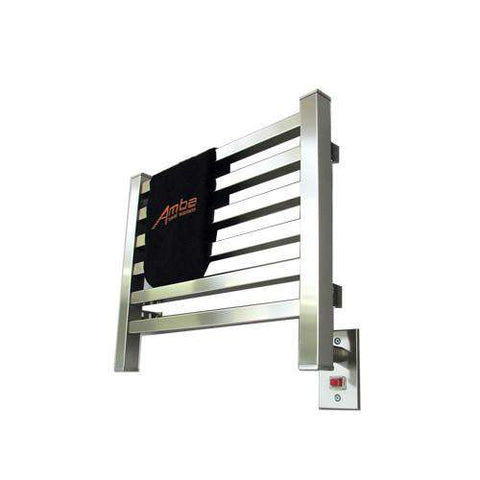 Amba Quadro 2016 Hardwired towel warmer