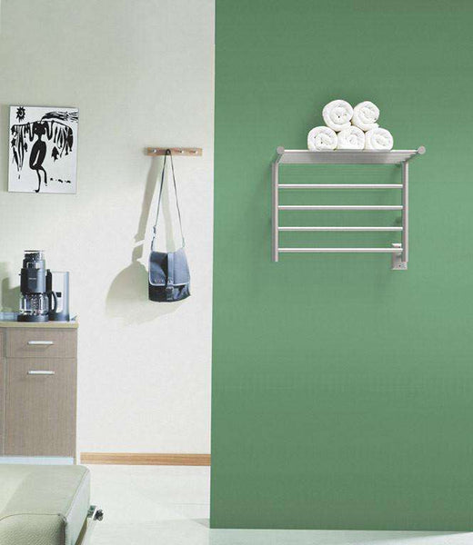 Only Towel Warmers Coupon: Amba Radiant Square Hardwired Towel Warmer