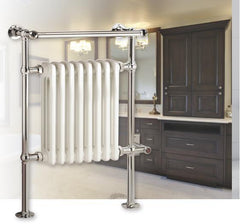 "Myson EUROPEAN TRADITION EVR1 Hardwired Towel Warmer - 30""w x 38""h - towelwarmers"