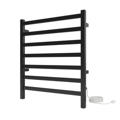 "Kontour Square K6013 Plug-In or Hardwired Towel Warmer - 24""w x 27""h - towelwarmers"